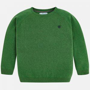 MAYORAL Sweter dla chłopca z trykotu