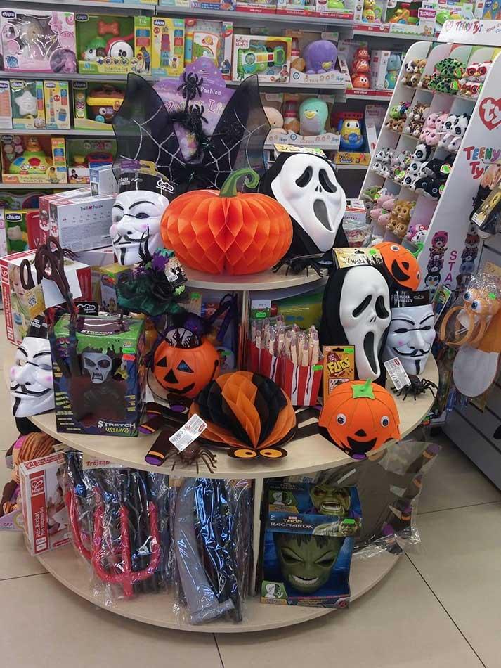 Dekoracje, przebrania Halloween Kids World Sklep z zabawkami