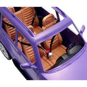 BARBIE DVX58 Fioletowy SUV