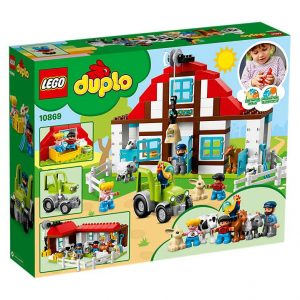 LEGO 10869 DUPLO Przygoda na Farmie