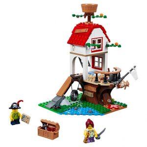 LEGO 31078 Creator Poszukiwanie Skarbów