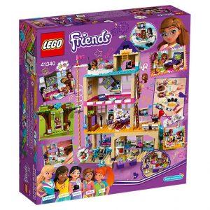 LEGO 41340 Friends Dom Przyjaźni