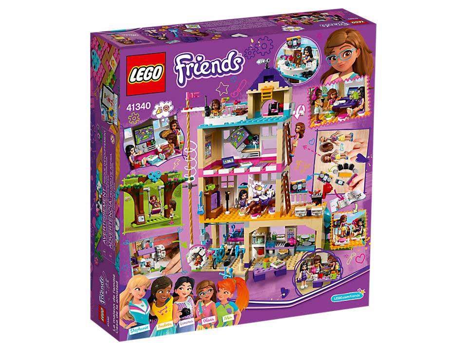 Lego 41340 Friends Dom Przyjaźni Kids World Sklep Z Zabawkami Dla