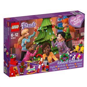 LEGO 41353 Friends Kalendarz Adwentowy 2018