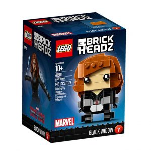 LEGO 41591 BrickHeadz Black Widow