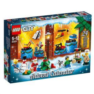 LEGO 60201 City Kalendarz Adwentowy 2018