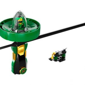 LEGO 70628 Ninjago Lloyd - mistrz Spinjitzu