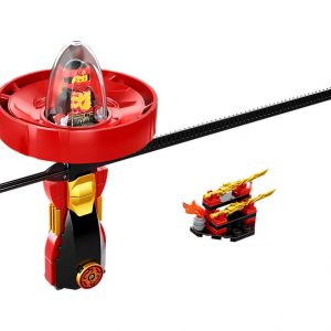 LEGO 70633 Ninjago Kai - mistrz Spinjitzu