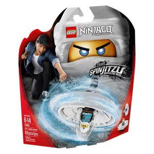 LEGO 70636 Ninjago Zane - mistrz Spinjitzu