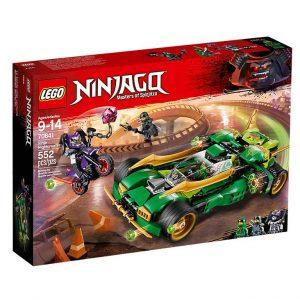 LEGO 70641 Ninjago Nocna Zjawa Ninja