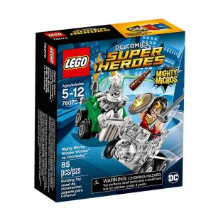 LEGO Super Heroes 76070 Mighty Micros: Wonder Woman™ kontra Doomsday™