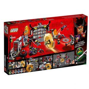 LEGO 70640 NINJAGO Kwatera Główna SOG