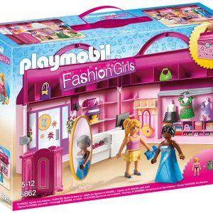 Playmobil 6862 Dollhouse Przenośny butik