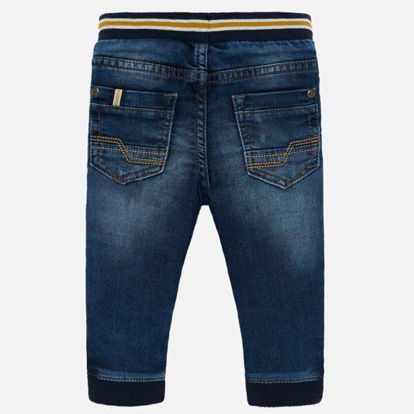 Mayoral długie spodnie ze ściągczem dla chłopca