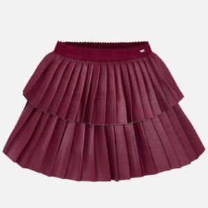 Mayoral Spódnica plisowana dla dziewczynki