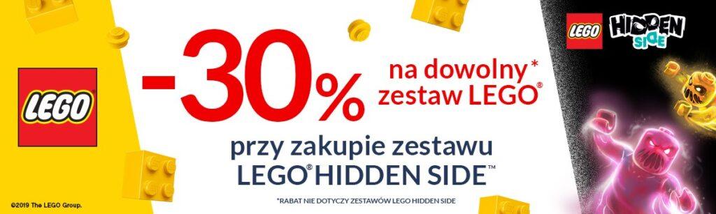 Promocja LEGO Hidden Side