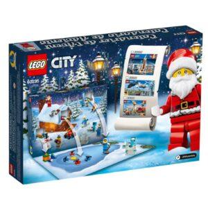 LEGO 60235 City Kalendarz Adwentowy 2019