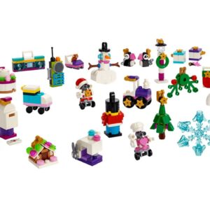 LEGO 41382 City Kalendarz Adwentowy 2019